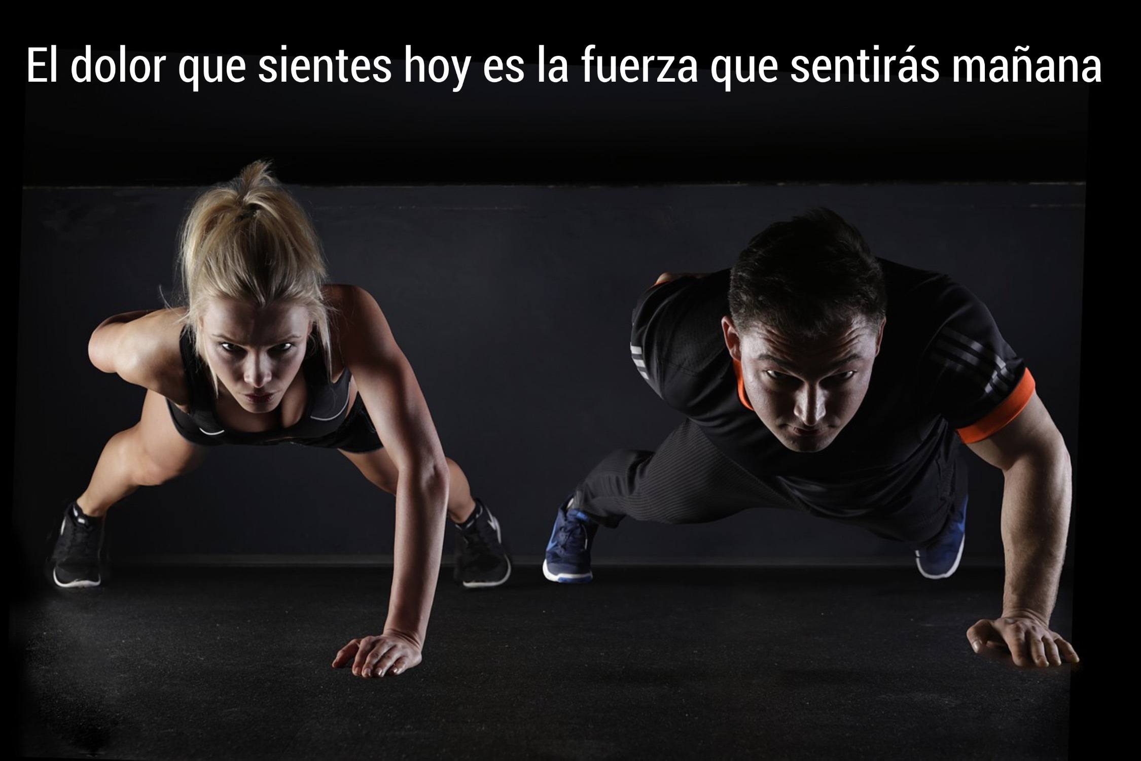 Las 80 Mejores Frases De Motivacion Para El Gym Revolucion Personal