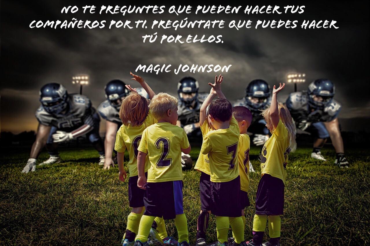 frases motivadoras deporte para niños