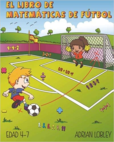 libro de futbol niños